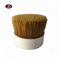 Boiled bristle 76mm to 118mm 90% is high quality product.