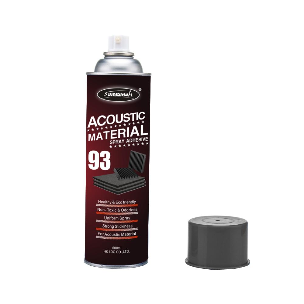 Sprayidea® 93 Acoustic Material Spray Adhesive 2