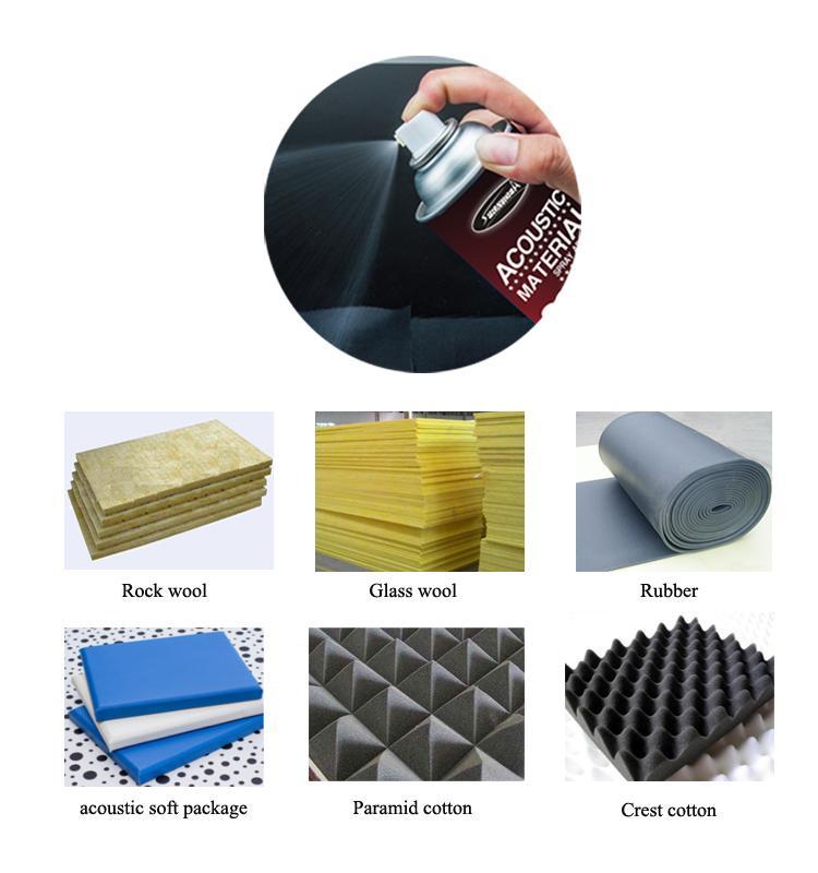 Sprayidea® 93 Acoustic Material Spray Adhesive 5