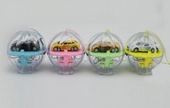 Hot selling  1:67 mini toy car for kids small plastic toy