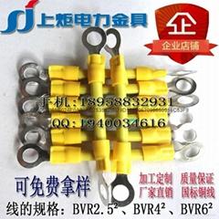 BVR-6国标黄绿双色光伏连接线