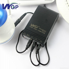 high quality online router ups output 12v 9v 5v power bank mini ups