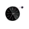 2.0 mega fhd 1080p wifi wall clock hidden camera