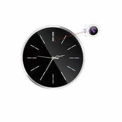 2.0 mega fhd 1080p wifi wall clock