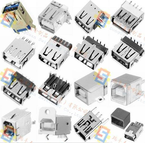 防水沉板USB插座 1