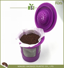 Disposable Paper K cup carafe Coffee Filters