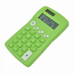 Dual Power 8 Digit Calculator