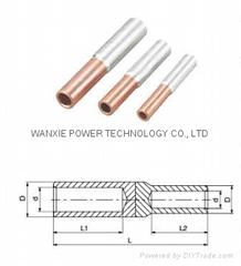 GTL copper aluminum bimetallic splice connectors/wire splice connector