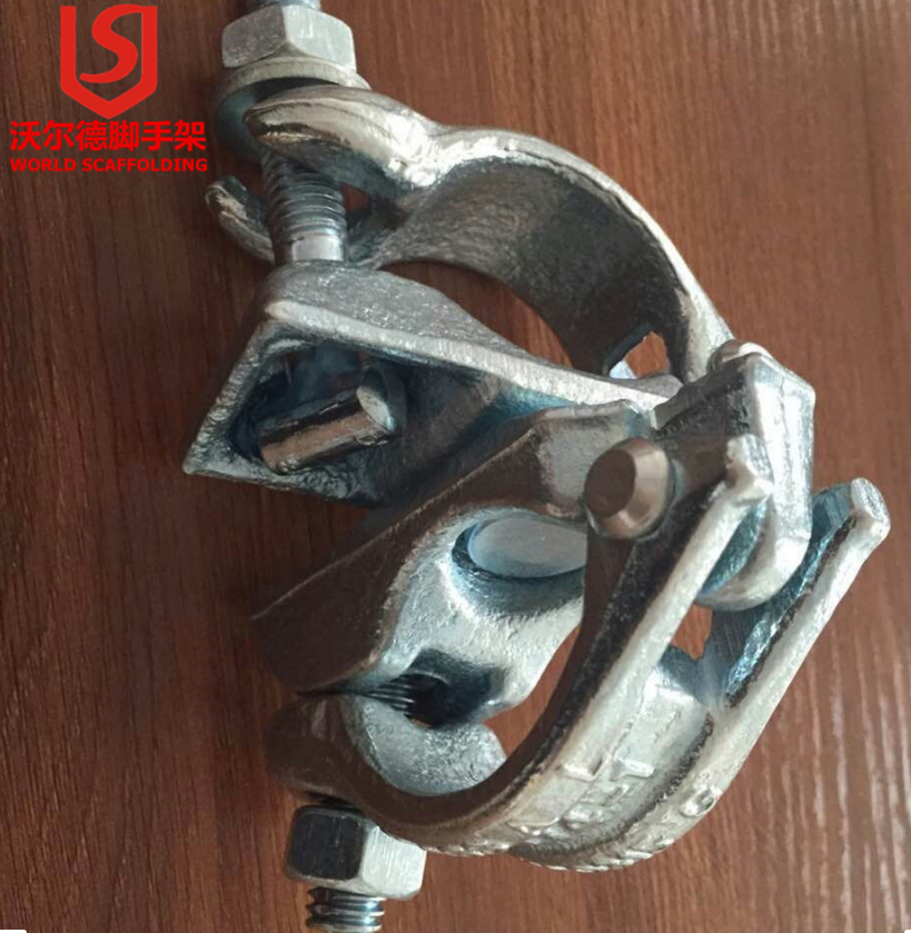 Scaffolding coupler joint fastener clamp swivel coupler For Construction 1