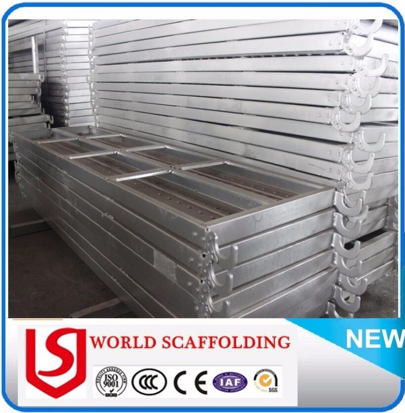 High quality scaffolding catwalk with hook Platform Board for sale 1