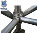 Steel Ringlock scaffolding coupler for