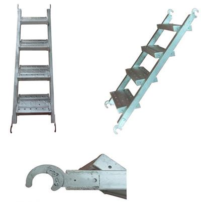 Hot Dipped Ga  anized Scaffolding Steel Ladder Beam with Long Service Life 1