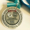 马拉松奖牌