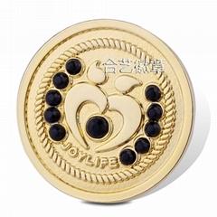 挂饰金属徽章