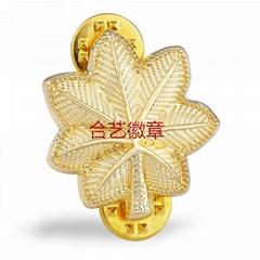锌合金立体徽章