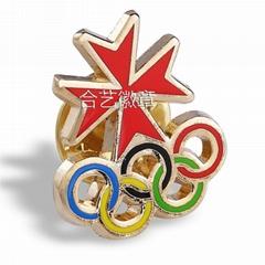 奧運會徽章