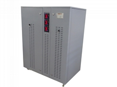 Voltage Regulator Servo Microprocessor 3Phase 100KV