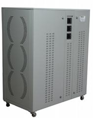 Voltage Regulator Servo Microprocessor 3Phase 100KVA