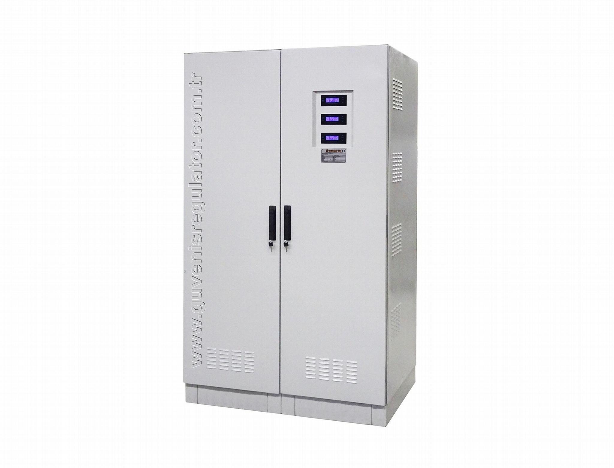 Static Voltage Stabilizer 3Phase 800KVA 1