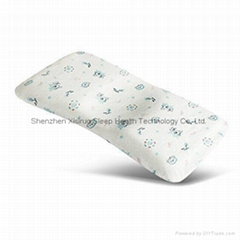 Baby Infant Pillow Prevent Flat Head Syndrome Memory Foam Anti Roll Slepping