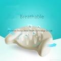 Newborn Prevent Flat Head Memory Foam Pillow Infant Baby Sleep Cushion Support  4