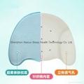Newborn Prevent Flat Head Memory Foam Pillow Infant Baby Sleep Cushion Support  5