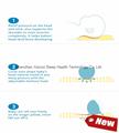 Soft Memory Foam Baby Pillow for Newborn Sleeping Prevent Flat Head  3