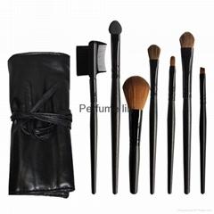 Mongini's portable 7 first brush brushes