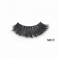 100% Real Siberian Mink Fake Eyelashes