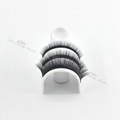 Individual Silk eyelash extension Single