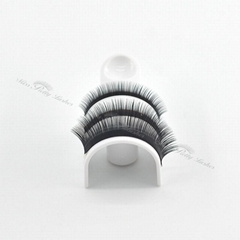 Individual Silk eyelash extension Single Lashes