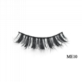 3D Mink Eyelash Customized Packaging