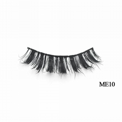 3D Mink Eyelash Customized Packaging Designs