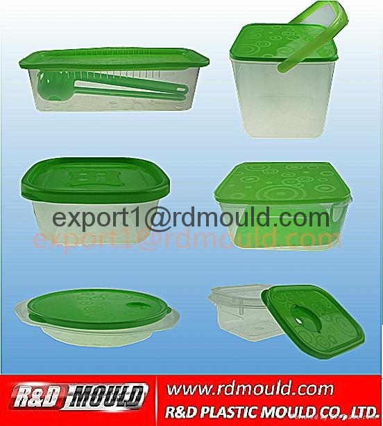 thinwall container mould 3