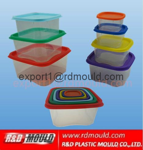 thinwall container mould 5