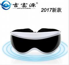 眼部按摩儀 預防近視 消除眼疲勞 矯正視力眼睛按摩器