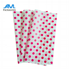 17gsm Silk Tissue Wrapping Paper Custom Making