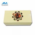 Folding Cardboard Material Custom Making Mooncake Box 2