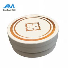 Paper Cardboard Round Bracelet Box