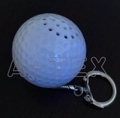 golf ball shape mini-speaker