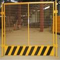foundation pit fence