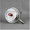 磁敏电接点压力表
