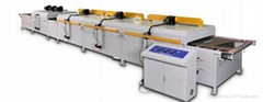 广州新晔网印机械中波红外烘干炉