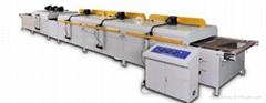 廣州新曄網印機械中波紅外烘乾爐
