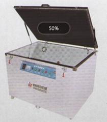 廣州新曄絲印機網板用晒版機輔助設備