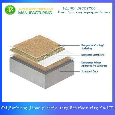 Deck Waterproof Membrane 1