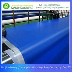 PVC Laminated Tarpaulin Fabric