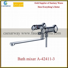 double handle sanitary ware bathroom water faucet tap