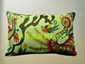 原创艺术优质棉麻腰枕 2