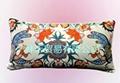 原创艺术优质棉麻腰枕 3